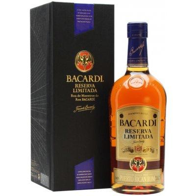 Rum Bacardi Gran Reserva Limitada, 40%, 1l 50106774063670