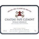 Pape Clement Pape Clement Grand Vin de Graves červené 2011 0,7 l