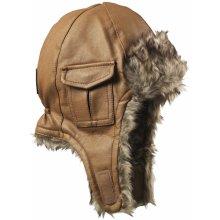 Elodie Details čepice ušanka Chestnut Leather