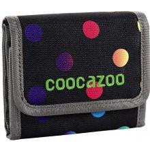 CoocaZoo Peněženka CashDash Magic Polka Colorful