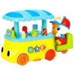 Huile Toys zmrzlinový vůz