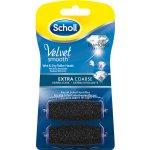 Scholl Velvet Smooth Express Pedi náhradní hlavice extra hrubá 2 kusy