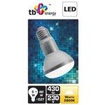 TB Energy LED žárovka E27, 230V, R63, 5W,Tep. bílá