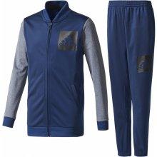 Adidas Yb Iconic Suit modrá