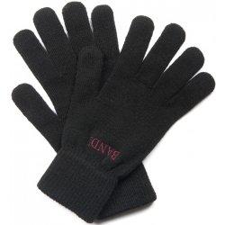 Specifikace Pletené rukavice tmavě černé - Heureka.cz 1b465988f4