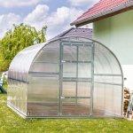 Gutta Gardentec Classic polykarbonátový skleník 2 x 3 m