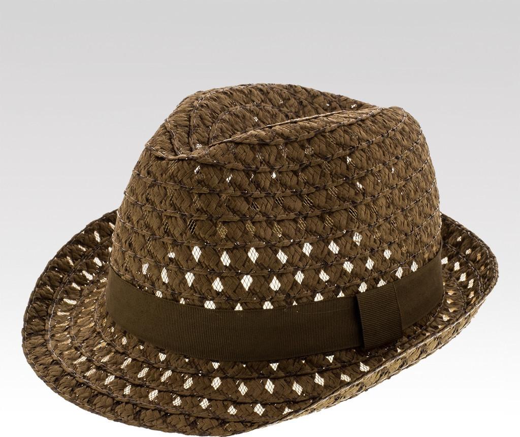 eae1a0002 Art of polo slaměný klobouk Valencia hnědý alternativy - Heureka.cz