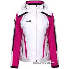 Dámská lyžařská bunda Icepeak Necia bílá