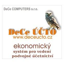DeCe COMPUTERS Účto
