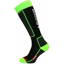 Blizzard Skiing ski socks black/green