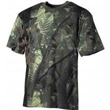 tričko US army MFH hunter lovec / zelená