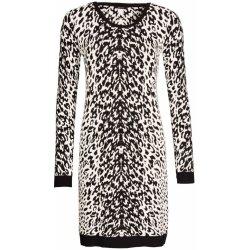 Esmara dámské pletené šaty leopardí vzor od 269 Kč - Heureka.cz bdf39d453b8