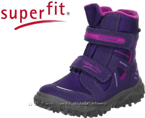 Filtrování nabídek Superfit 1-00080-54 zimní boty HUSKY fialová - Heureka.cz e16ac474d3
