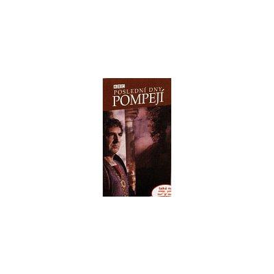 Poslední dny Pompejí DVD