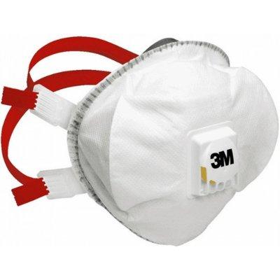 3M respirátor 8835 FFP3 R D s ventilkem