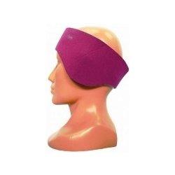 b5106699721 Tmavě růžová neoprenová čelenka pro dospělé i děti na obvod hlavy ...