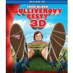 Gulliverovy cesty 2D+3D BD