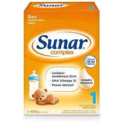 Tohle je absolutní vítěz srovnávacího testu - produkt Sunar Complex 1 600 g. Tady pořídíte Sunar Complex 1 600 g nejvýhodněji!