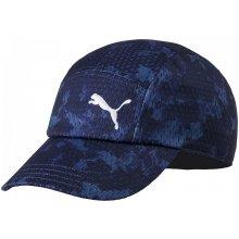 18ff322c033 Puma W čepka Floral tmavě modrá