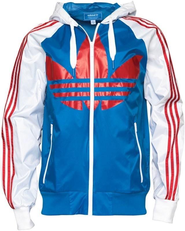 Adidas Originals Mens Hooded Wind Breaker Pánská mikina Bluebird White  alternativy - Heureka.cz fdd96af9616