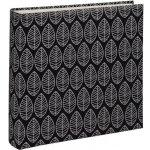 Hama album klasické LA FLEUR 30x30 cm, 100 stran, černá; 2219