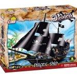 Cobi 6016 PIRÁTI Pirátská loď 400 k 3 f