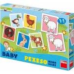 Dino Pexeso: Domácí zvířátka