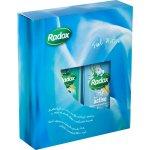 Radox Feel Active sprchový gel 250 ml + Stress Relief pěna do koupele 500 ml dárková sada