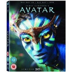 Avatar 2D+3D BD