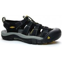 KEEN NEWPORT H2 black 1001907 pánské sandály 8c9f5b018d