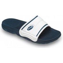 Scholl PEDALO bílé pantofle