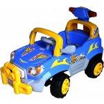 ARTI Elektrické auto POLICE Blue