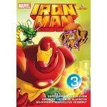 Iron Man 03 papírový obal DVD