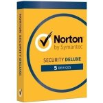 Norton Security Deluxe 5 lic. 1 rok (21358352)
