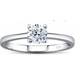 ba15d955d Silvego stříbrný prsten MADISON se Swarovski Zirconia JJJR2339sw od ...