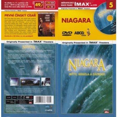 Niagara - Mýty, kouzla a zázraky DVD