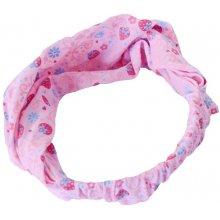 Graziella Šátek na hlavu světle růžový