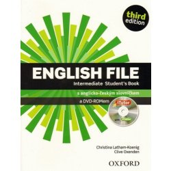 English File Intermediate 3rd Edition STUDENT´S BOOK + iTUTOR DVD-ROM Czech Edition