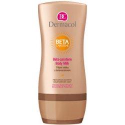 Dermacol Beta-Carotene Body Milk tělové mléko po opalování s betakarotenem 200 ml