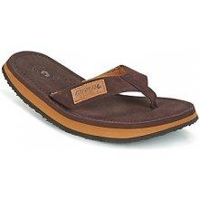 Cool shoe Žabky 2LUXE Hnědá