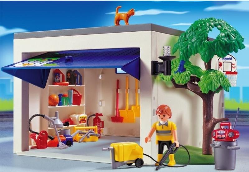 playmobil 4318 gar foto 1. Black Bedroom Furniture Sets. Home Design Ideas