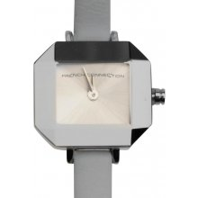 French Connection 1153 Watch Ladies White