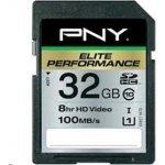 PNY Technologies SDHC 32GB SD32G10ELIPER-EF