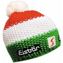 7f322870a71 Eisbär Star Pompon MÜ s bambulí zeleno-červeno-bílá