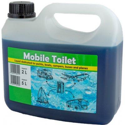 AgaChem Chemie pro mobilní a suché toalety 2v1 2l