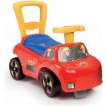 Smoby a chodítko Fireman Sam Auto 2v1 720506 červeno-žluté