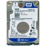 """WD Scorpio BLU 500GB, 2,5"""", SATA 3Gbs, 8MB, WD5000LPVX"""