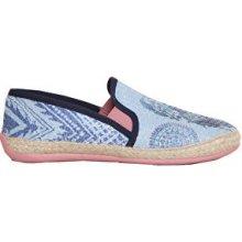 Desigual Slip-On Shoes Taormina Elephant 74KSJD2 5098