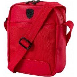 637296b1b00b2 taška a aktovka FERRARI LS PortaBLE červená