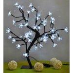 ISO 3088 stromek 48 LED studená bílá Bonsai